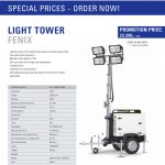 Promotion Light Tower